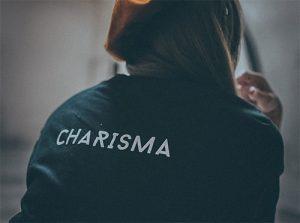 charisma while singing